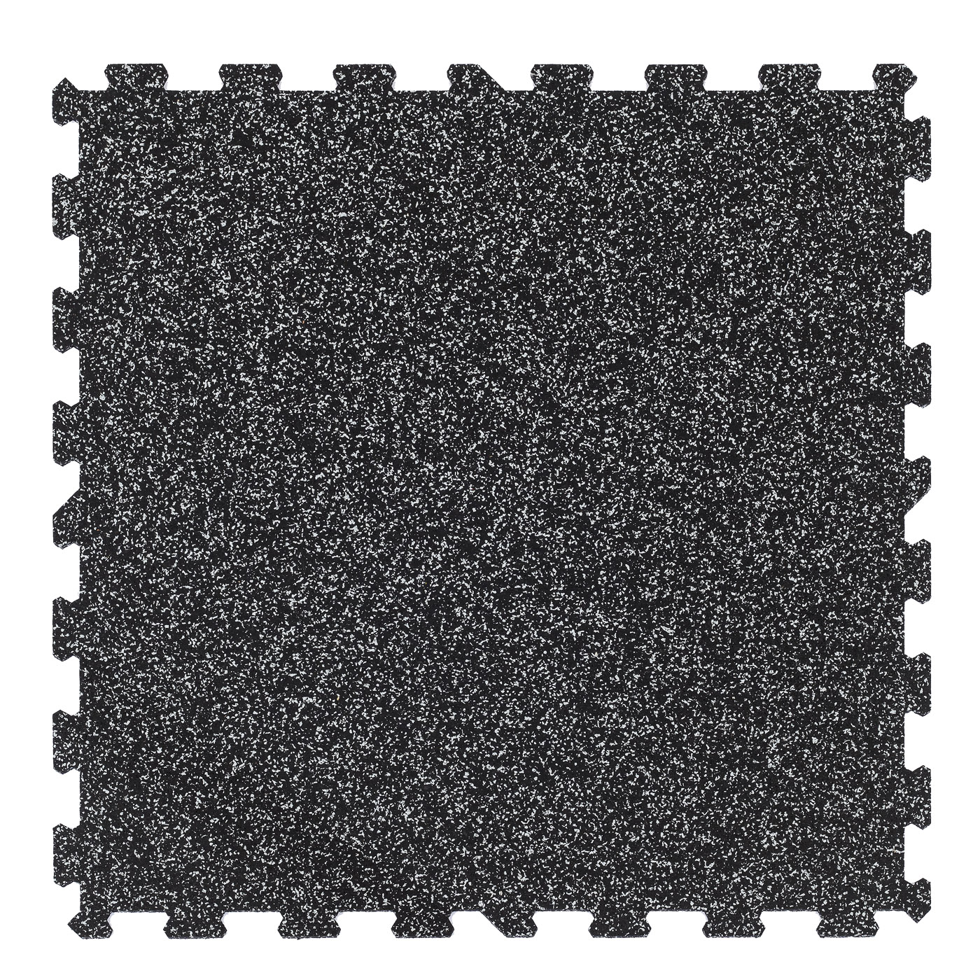 Gumová podlaha PUZZLE - 100 x 100 x 0,8 cm