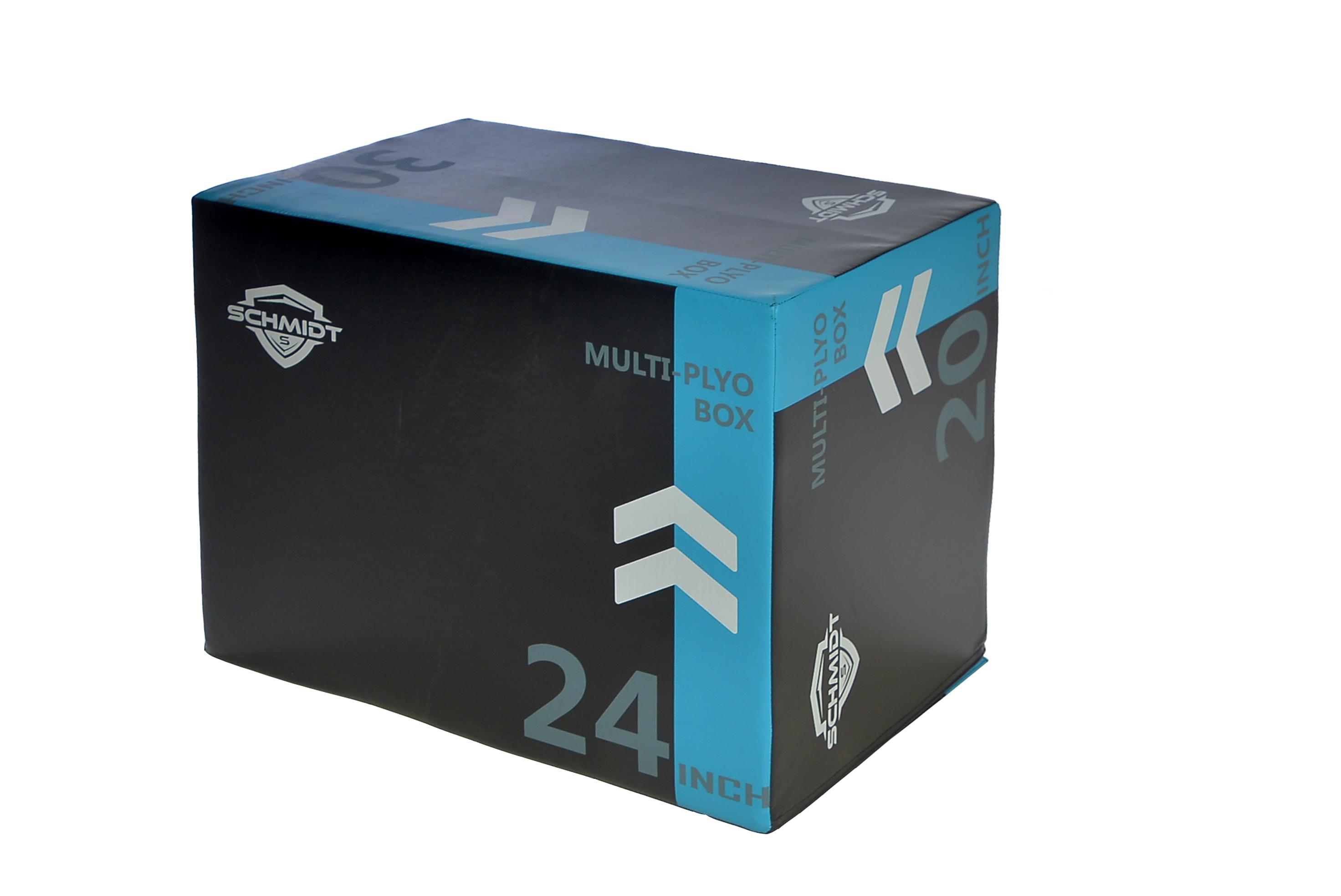 Plyometrická bedna Plyo Box Soft