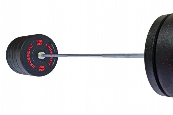 Crossfitová olympijská sada - 65 kg